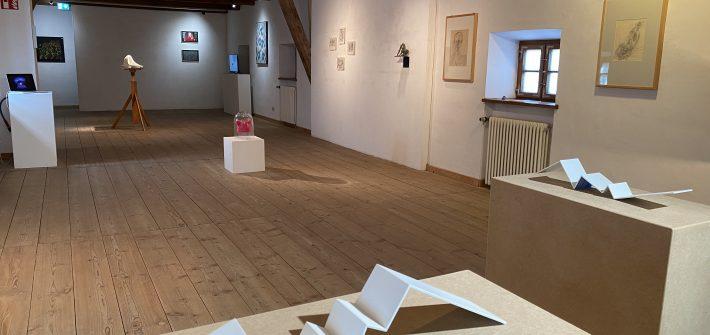 """Ausstellung """"Unternehmerinnen"""" der Galerie Belleparais präsentiert von www.schabel-kultur-blog.de"""