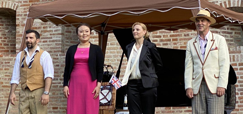 "Konzert ""The Picknick"" präsentiert von www.schabel-kultur-blog.de"