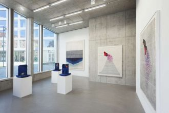 Lluis Lleo in der Mc Laughlin Galerie Berlin präsentiert von www.schabel-kultur-blog.de