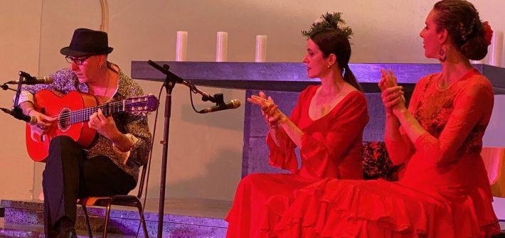 Flamenco von Rubin de Ana und La Mona präsentiert von www.schabel-kultur-blog.de präsentiert von www.schabel-kultur-blog.de
