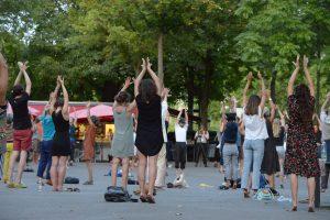 """""""Tanz im August"""" in Berlin 2020 präsentiert von www.schabel-kultur-blog.de"""