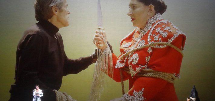 """Opernkritik """"7 Deaths of Callas"""" von Marina Abramovic präsentiert von www.schabel-kultur-blog.de"""
