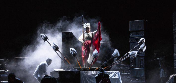 """Wagners """"Walküre"""" an der Deutschen Oper präsentiert von www.schabel-kultur-blog.de"""