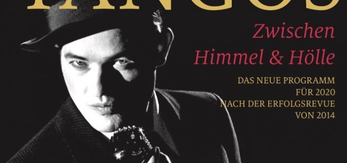 """David Tobias Schneiders """"Tangos Zwischen Himmel und Hölle"""" präsentier von www.schabel-kultur-blog.de"""