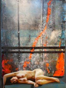 Thomas Jenssen in der Galerie Schmalfuss präsentiert von www.schabel-kultur-blog.de