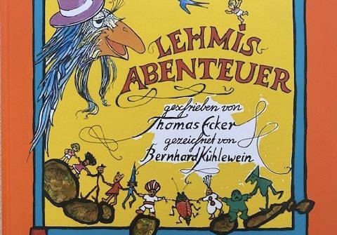 """Thomas Ecker """"Lehmis Abenteuer"""" präsentiert von www.schabel-kultur-blog.de"""