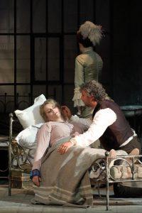 "Münchner Staatsoper ""La Boheme"" präsentiert von www.schabel-kultur-blog.de"
