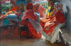 """""""Russischer Impressionismus"""" im Barberini präsentiert von www.schabel-kultur-blog.de"""