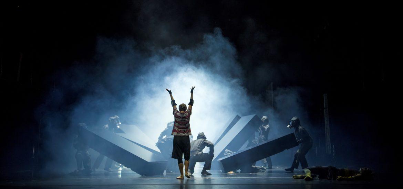 """Tanzkritik """"Über den Wolf"""" im Staatstheater Nürnberg präsentiert von www.schabel-kultur-blog.de"""