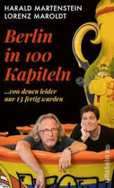 """Rezension von """"Berlin in 100 Kapiteln"""" präsentiert von www.schabel-kultur-blog.de"""