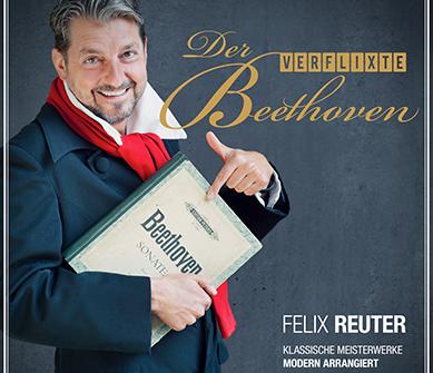 """Felix Reuter """"Der verflixte Beethoven"""" präsentiert von www.schabel-kultur-blog.de"""