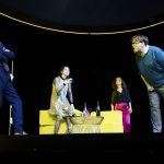 """Theaterkritik Schauspiel Bochum """"Drei Mal Leben"""" präsentiert von www.schabel-kultur-blog.de"""