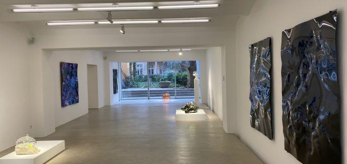 Hubertus Hamm, Susanne Roewer in der Galerie Kornfeld präsentiert von www.schabel-kultur-blog.de