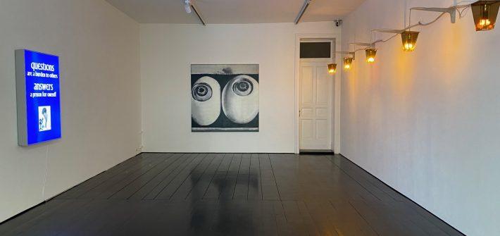 """Ausstellung """"Buffers"""" präsentiert von www.schabel-kultur-blog.de"""