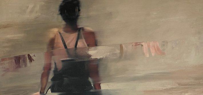 Ausstellung Anke Wohlfahrt im Kunstwerk präsentiert von www.schabel-kultur-blog.de