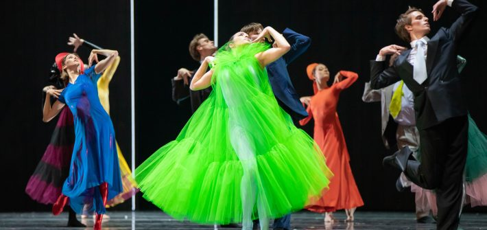 """Ballett """"Der Schneesturm"""" in München präsentiert von www.schabel-kultur-blog.de"""