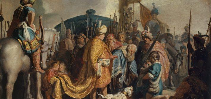 """Ausstellung im Barberini """"Rembrandts Orient"""" präsentiert von www.schabel-kultur-blog.de"""