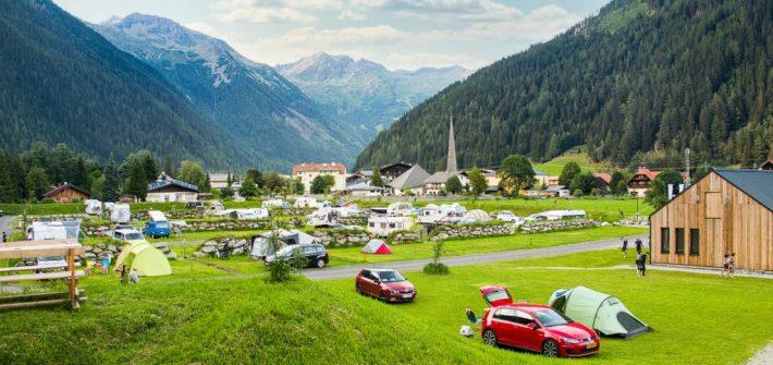 Camping- und Sport-Urlaub im Nationalpark Hohe Tauern präsentiert von www.schabel-kultur-blog.de