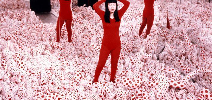 Ausstellung Yayoi Kusama im Gropiusbau präsentiert von www.schabel-kultur-blog.dea