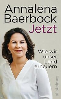 """Buchbesprechung Annalena Baerbock """"Jetzt"""" präsentiert von www.schabel-kultur-blog.de"""