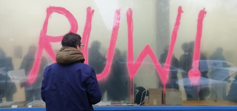 """Ausstellung """"RUW!"""" präsentiert in der Galerie Schmalfuss präsentiert von www.schabel-kultur-blog.de"""