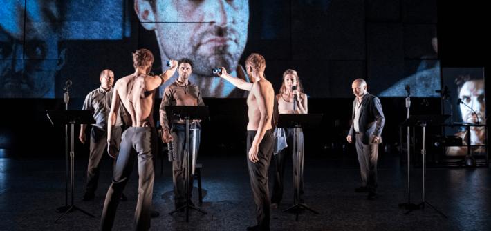 """Theaterkritik """"Michael Kohlhaas"""" in der Schaubühne Berlin präsentiert von www.schabel-kultur-blog.de"""