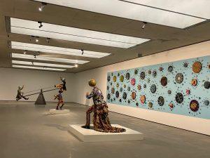 """Ausstellung """"End of Empire"""" von Yinka Shonibare präsentiert von www.schabel-kultur-blog.de"""