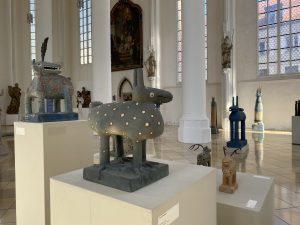 """Ausstellung Peter Mayer """"Reise ins Paradies"""" in Landshut präsentiert von www.schabel-kultur-blog.de"""
