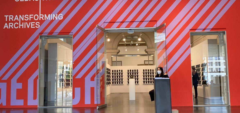 """Ausstellungsbericht """"Arbeit am Gedächtnis"""" in der Berliner Akademie der Künste präsentiert von www.schabel-kultur-blog.de"""