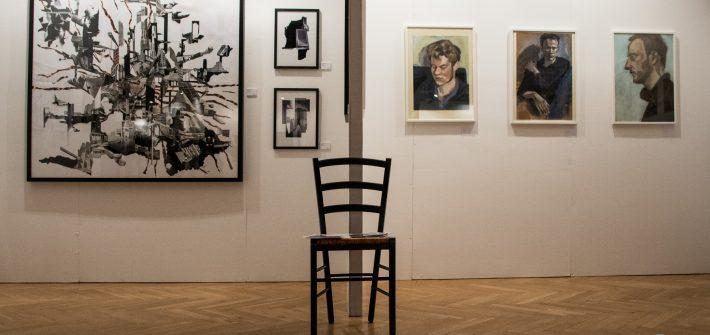 """""""Kunst/Mitte"""" in Magdeburg präsentiert von www.schabel-kultur-blog.de"""