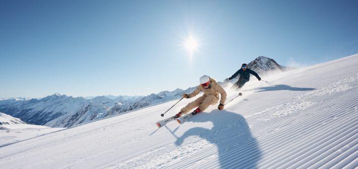 Tiroler Gletscher präsentiert von www.schabel-kultur-blog.de