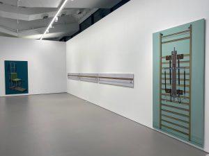Claudia Hiller und Megan Marrin in der Galerie Efremidis präsentier von www.schabel-kultur-blog.de