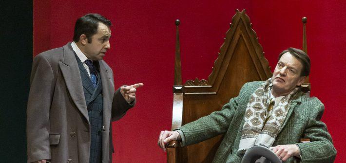 """Theaterkritik von """"The KIng´s Speech"""" präsentiert von www.schabel-kultur-blog.de"""
