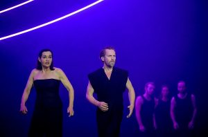 """Theaterkritik """"Oedipus"""" im Deutschen Theater Berlin präsentiert von www.schabel-kultur-blog.de"""