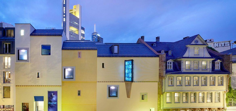 """""""Himmelstreppe""""©Freies Deutsches Hochstift / www.freies-deutsches-hochstift.de, Foto: Alexander Paul Englert"""