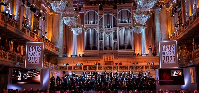 Gala Opus Klassik 2021 präsentiert von www.schabel-kultur-blog.de