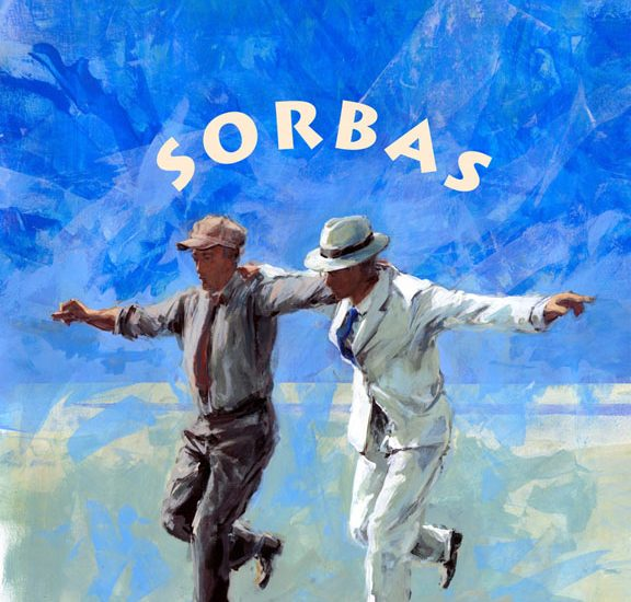 "Theaterkritik ""Alexis Sorbas"" der Comoedia Mundi präsentiert von www.schabel-kultur-blog.de"